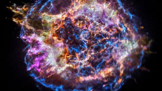 Les rémanents d'une extraordinaire Supernova