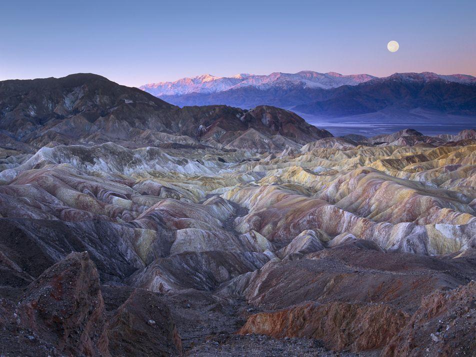 Death Valley, l'enfer sur Terre