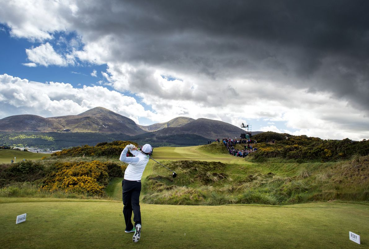 « Je suis fan de golf et j'y joue, confie le photographe. En 2015, j'ai eu …