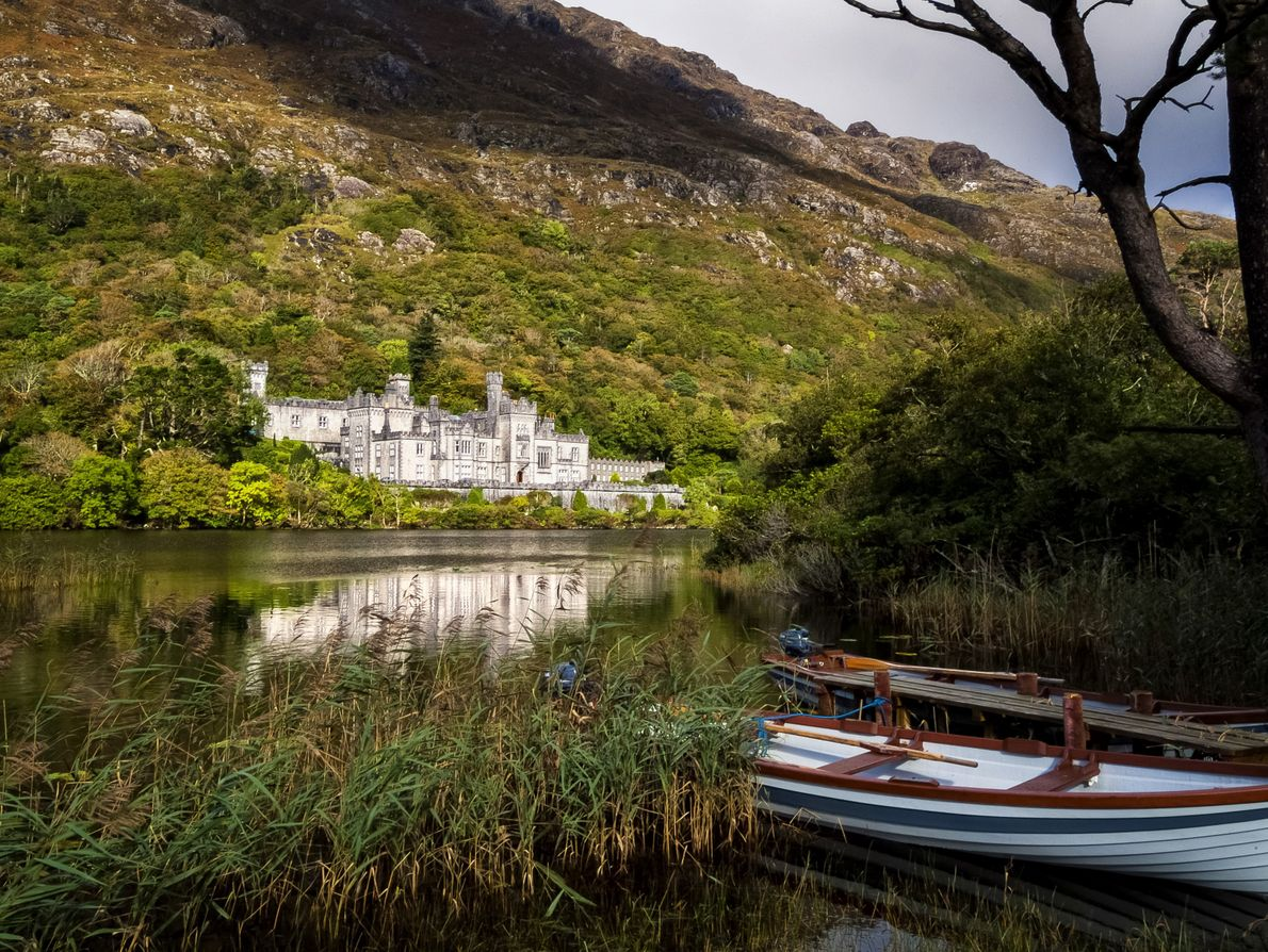 L'Irlande peut aussi compter sur son patrimoine historique et ses milliers de châteaux. Enserré par les ...