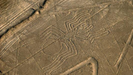 Archéologie : les nouveaux géoglyphes de Nazca
