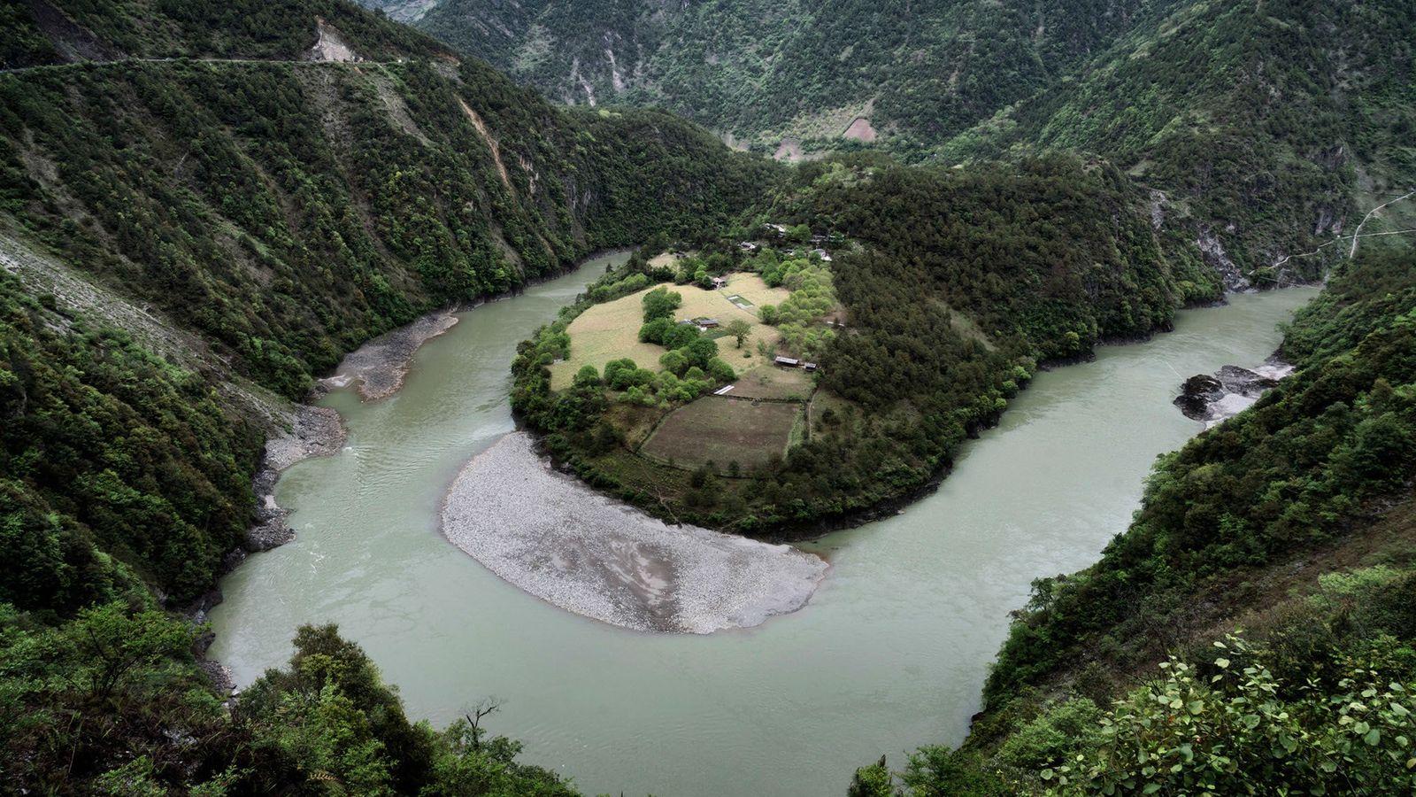 Image de la Nu dans la province du Yunnan, Chine