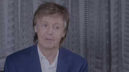 Rencontre avec Paul McCartney