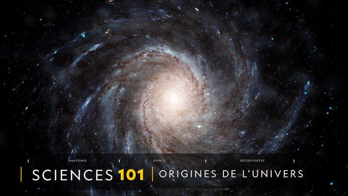 Comprendre : La formation de l'univers