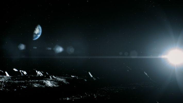 La création de la Lune
