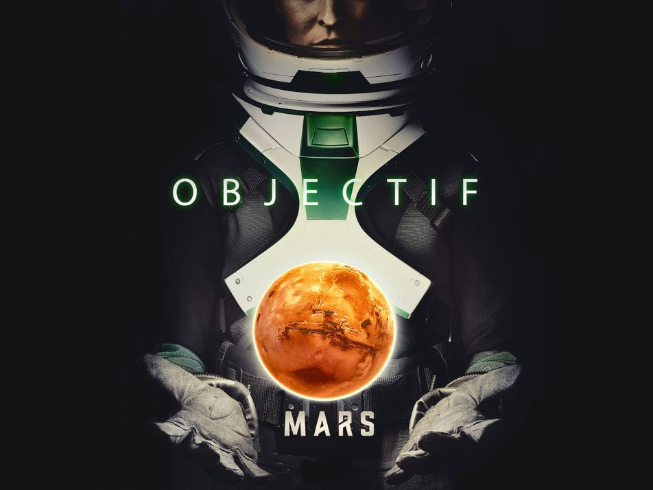 Objectif : Mars, le premier podcast National Geographic