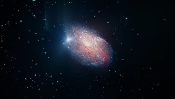 Cosmos : les étoiles