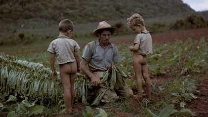 National Geographic célèbre le lien tendre entre les pères et leurs enfants