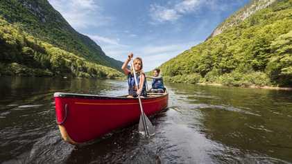 Québec, entre aventure et culture