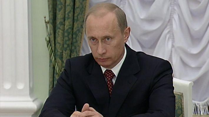 Poutine et la corruption en Russie