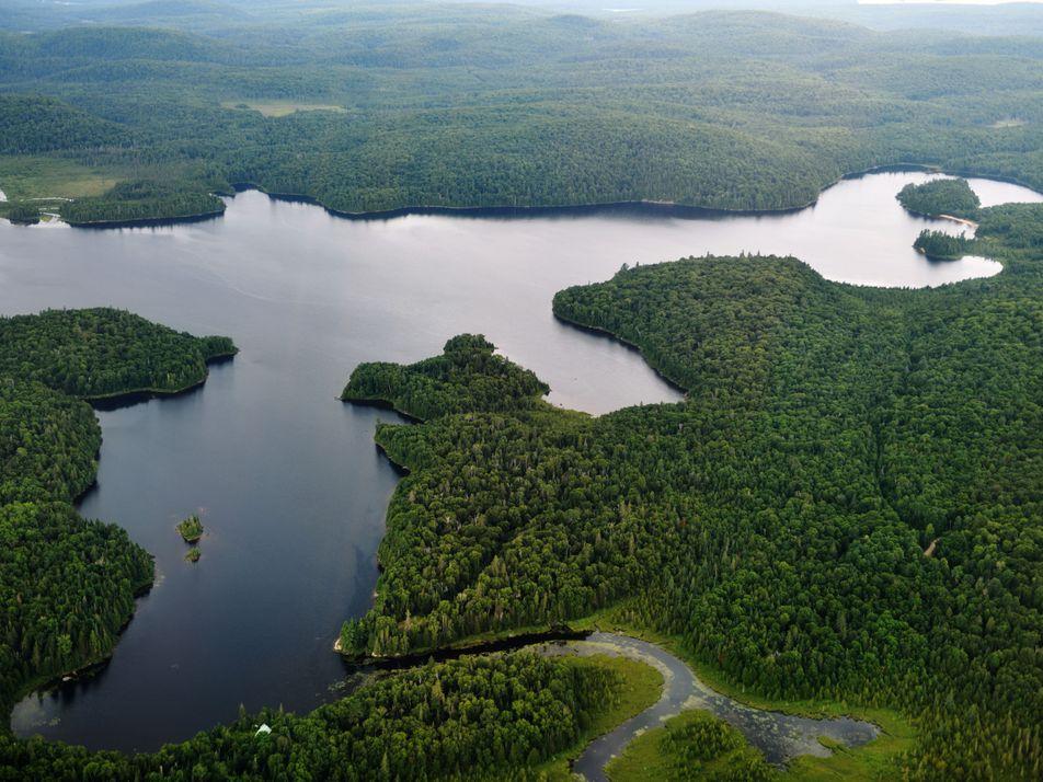 Québec, sur la trace des explorateurs