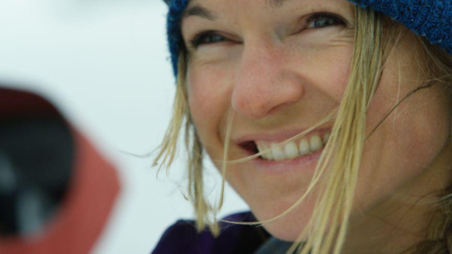 ROLEX_Rencontre avec Michelle Parker, skieuse professionnelle