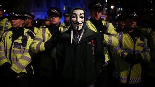 Guy Fawkes, du symbole de traitre à celui de rebelle