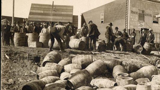 « Loi sèche » : la prohibition aux États-Unis