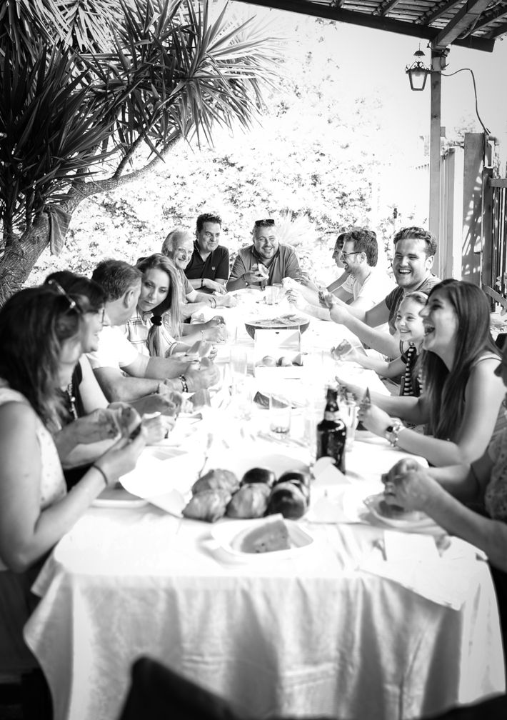 Le chef Guiseppe Messina trouve son inspiration dans des recettes et un savoir-faire transmis de génération ...