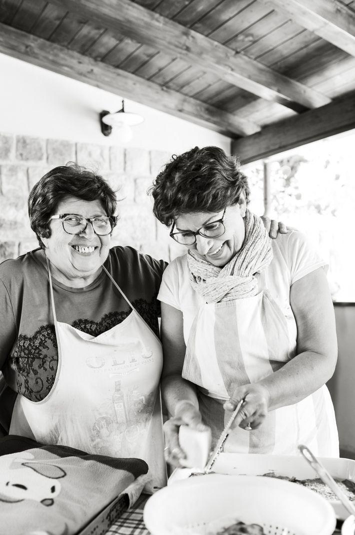 Entrées froides ou chaudes, les antipasti forment le premier moment du repas traditionnel italien.