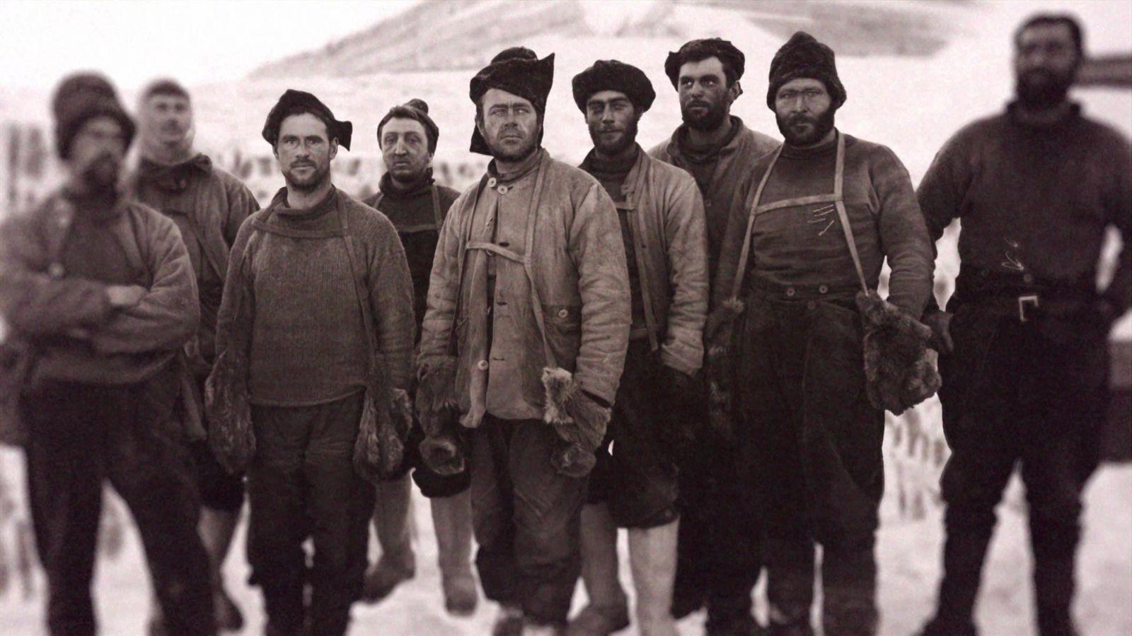La première expédition polaire britannique