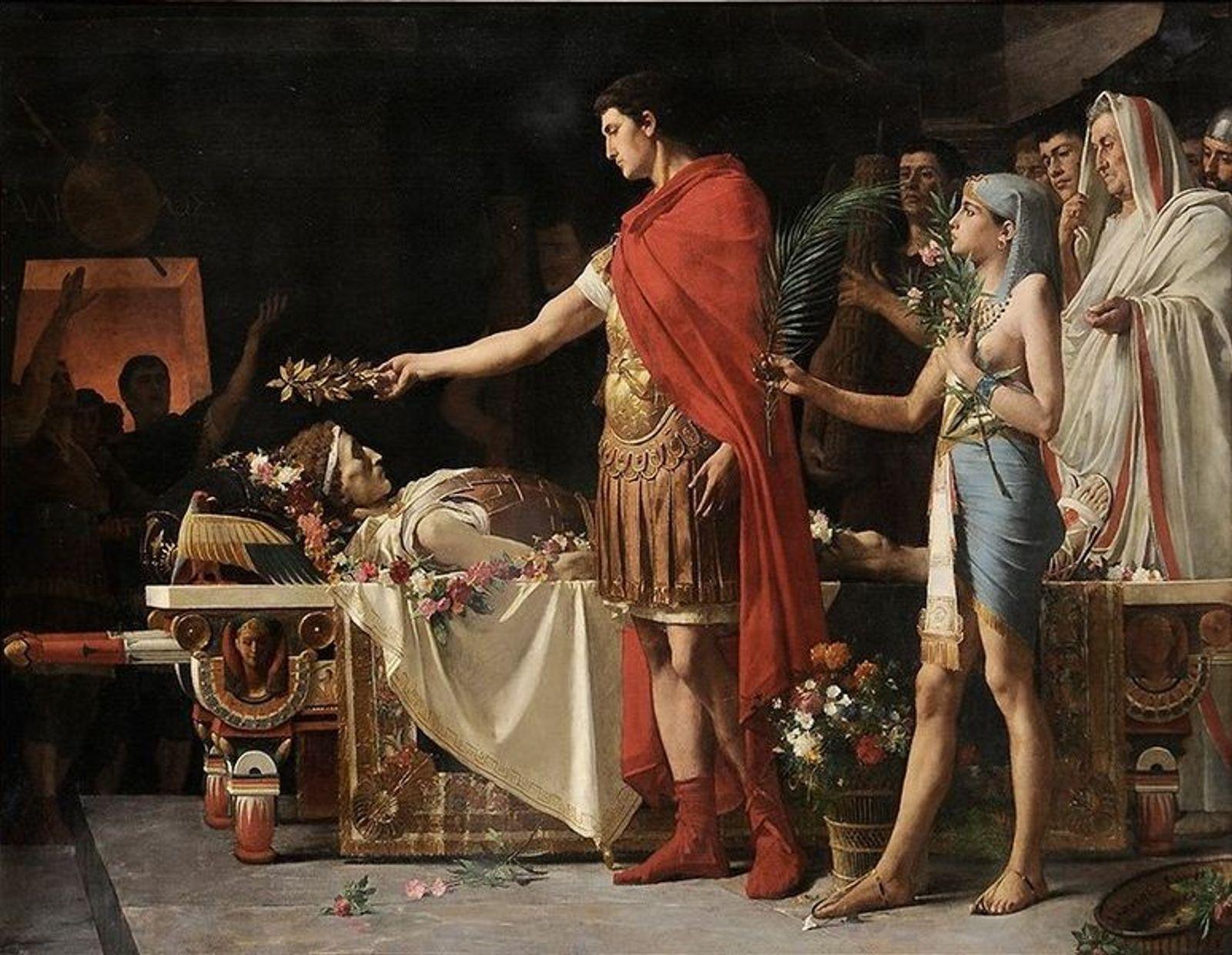 Où est passée la dépouille d'Alexandre le Grand ?