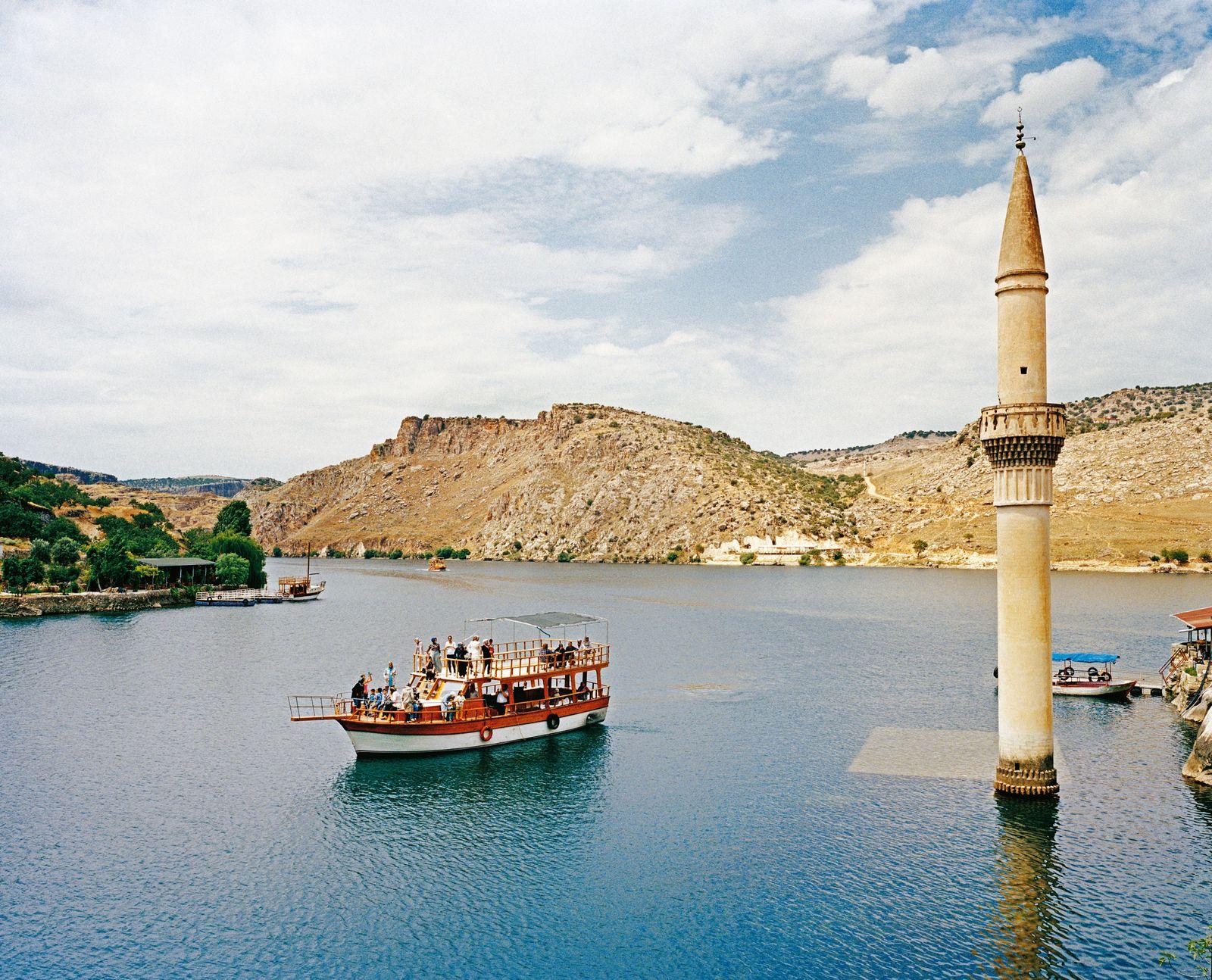 En Turquie, un barrage va engloutir une partie du patrimoine
