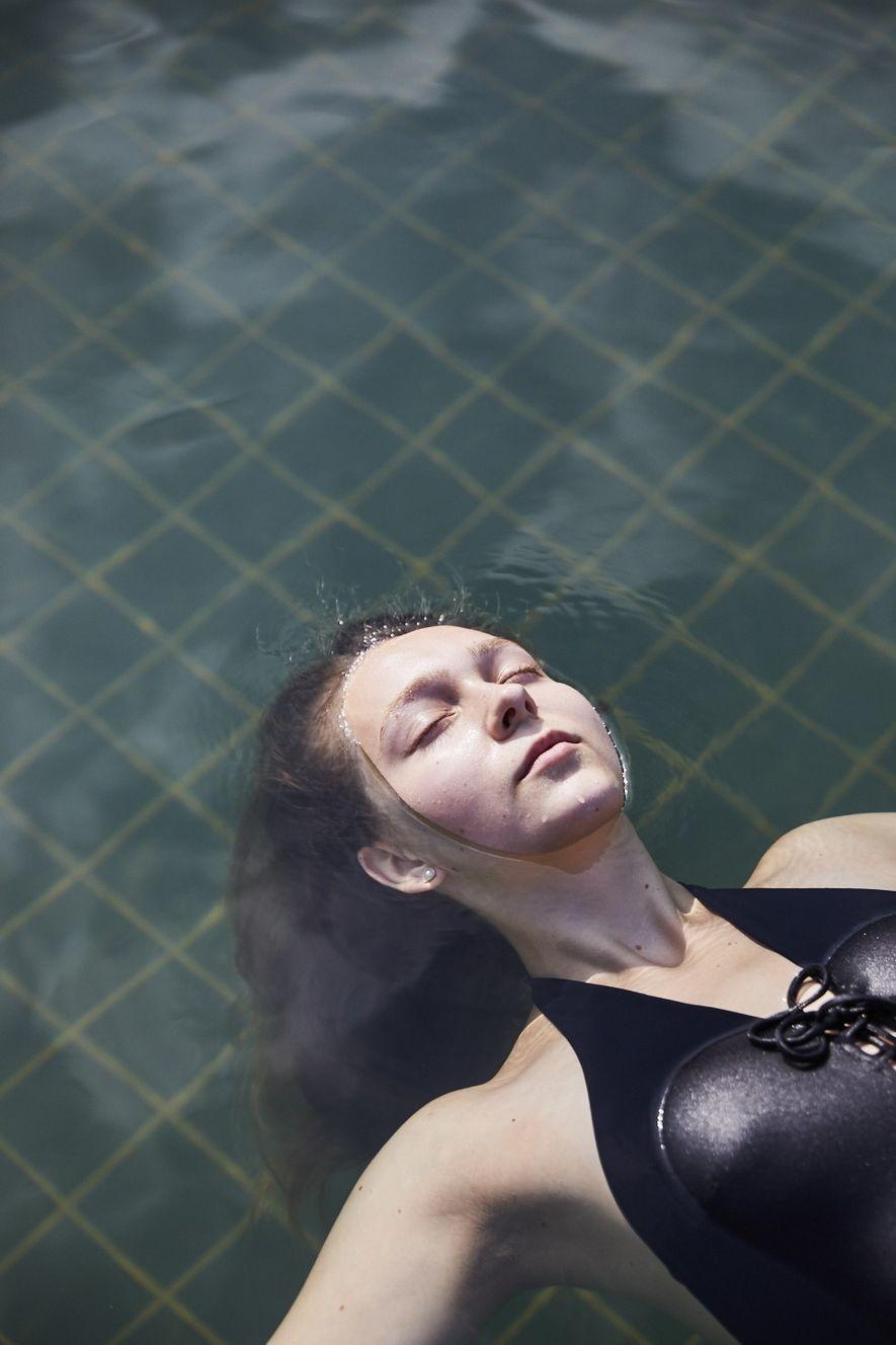 Les eaux thermales de Moravske Toplice, aussi appelées « or noir ».