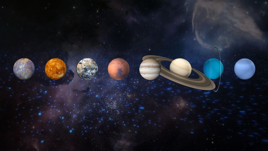 Comprendre : le système solaire