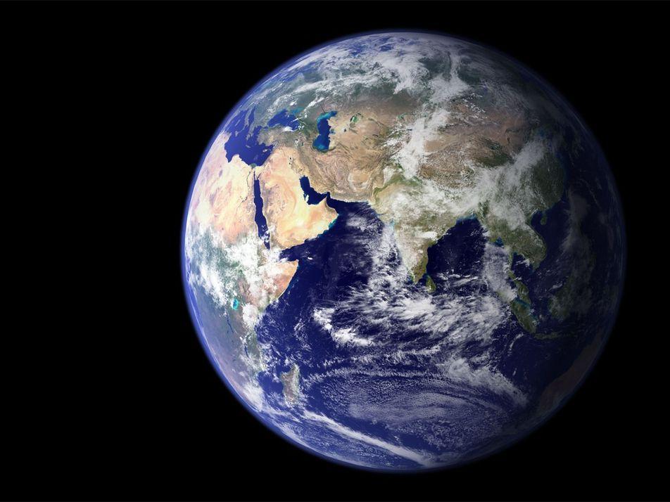 L'Amasie, futur supercontinent terrestre ?