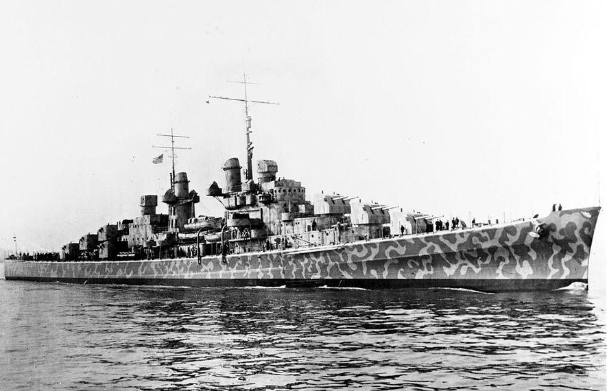 L'épave du Juneau, navire de la Seconde Guerre mondiale, a été retrouvée dans le Pacifique