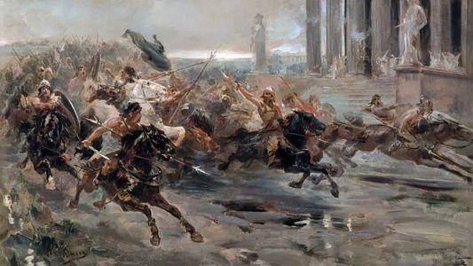 Attila, le barbare qui défia Rome