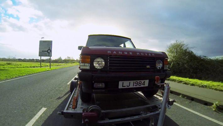 Un nouveau défi Range Rover