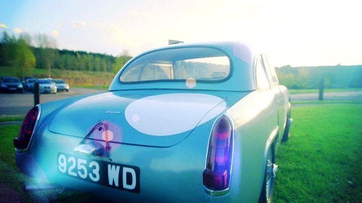Une voiture légendaire