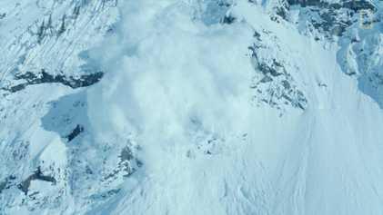 Vidéo : Les avalanches, envoûtantes et dangereuses