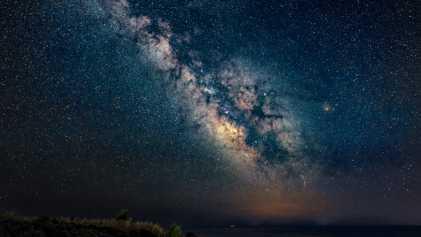Une étoile venue d'ailleurs repérée dans notre galaxie