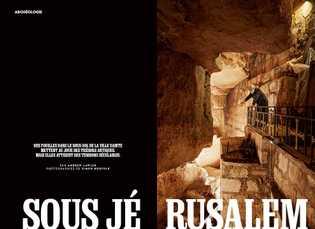 Sous Jérusalem.