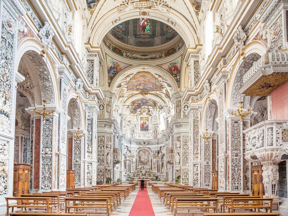 La Casa Professa - ou église du Gesù - est l'un des chefs-d'œuvre les plus importants …