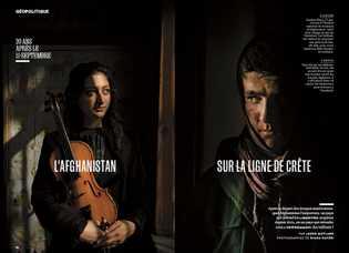 L'Afghanistan sur la ligne de crête