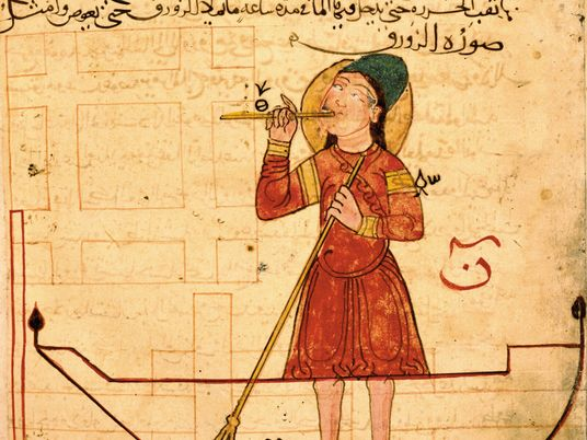 Al-Jazari, l'inventeur des premiers robots de l'Histoire