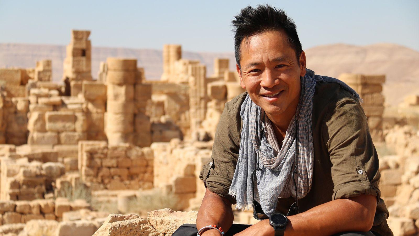 Retrouvez Albert Lin dans À la recherche des trésors disparus tous les dimanches à 21.00 en octobre ...