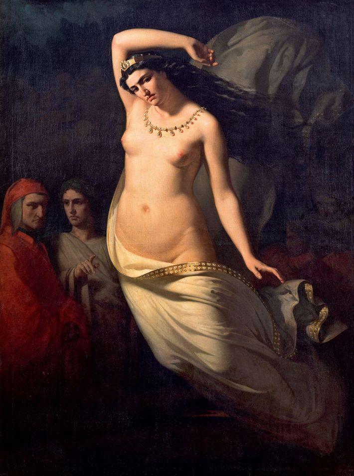 Cette peinture de  José Casado del Alisal, datant du 19e siècle et exposée à la ...