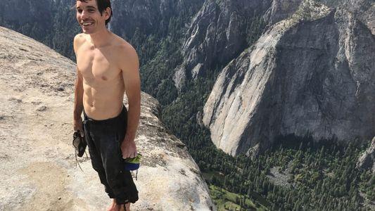 Exclusif : l'escaladeur Alex Honnold réalise l'ascension la plus dangereuse de l'histoire