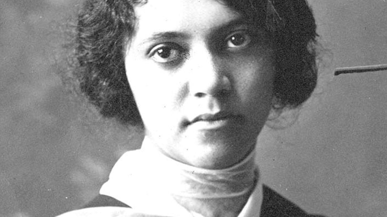 Alice Augusta Ball a développé une forme injectable de l'huile de chaulmoogra, utilisée pendant 20 ans ...