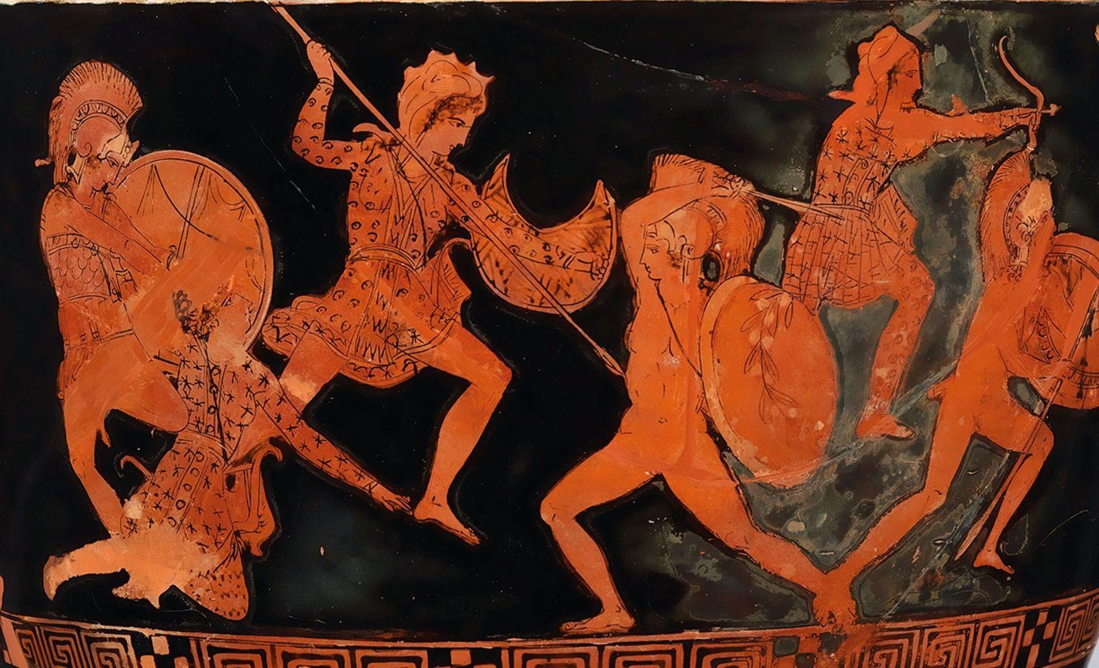 Mythologie : les fières Amazones ont bel et bien existé