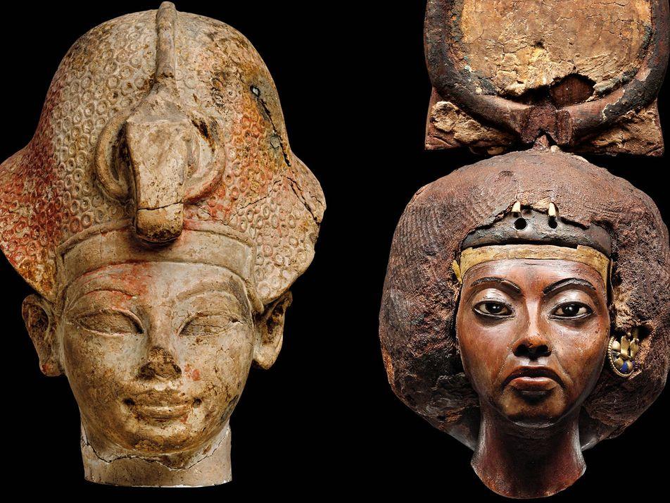 Amenhotep III et Tiyi, le premier couple souverain de l'Égypte ancienne