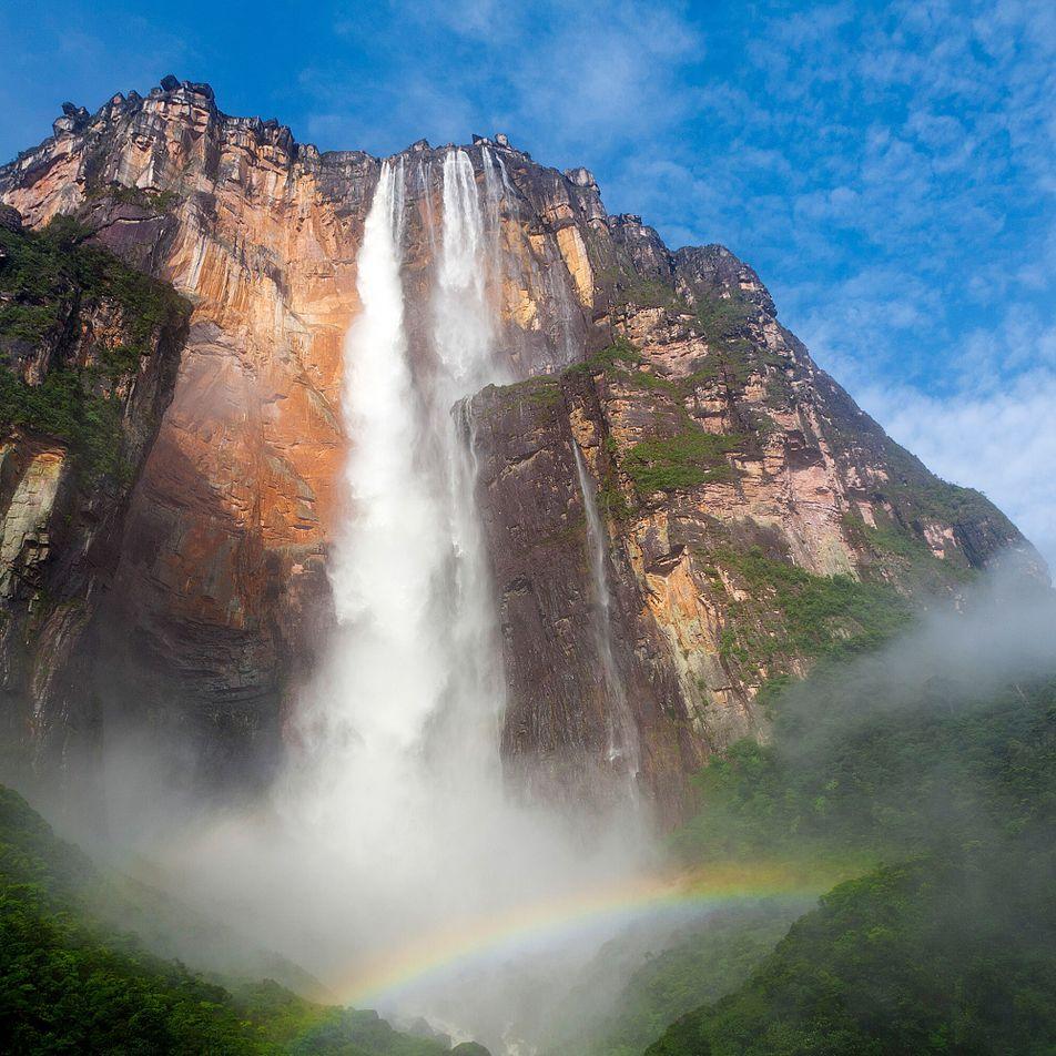 Les merveilles naturelles de l'Amérique du Sud