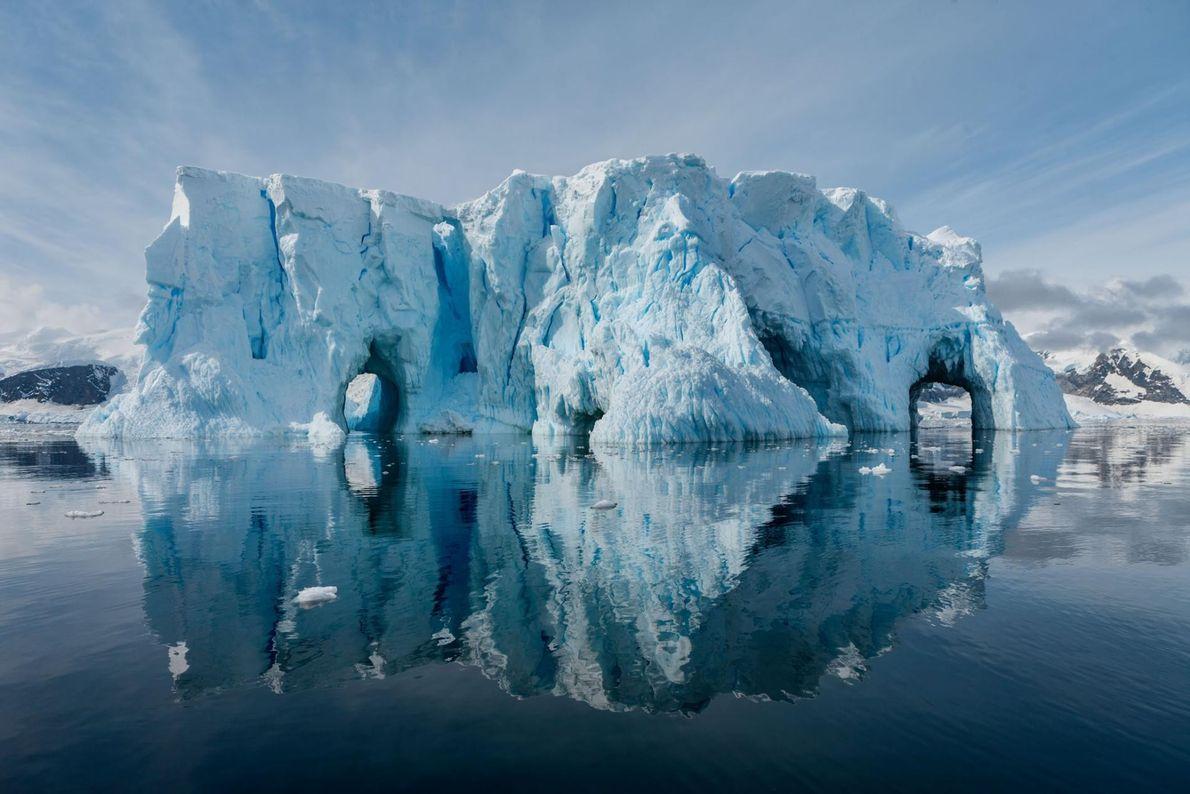 À qui appartient l'Antarctique ?