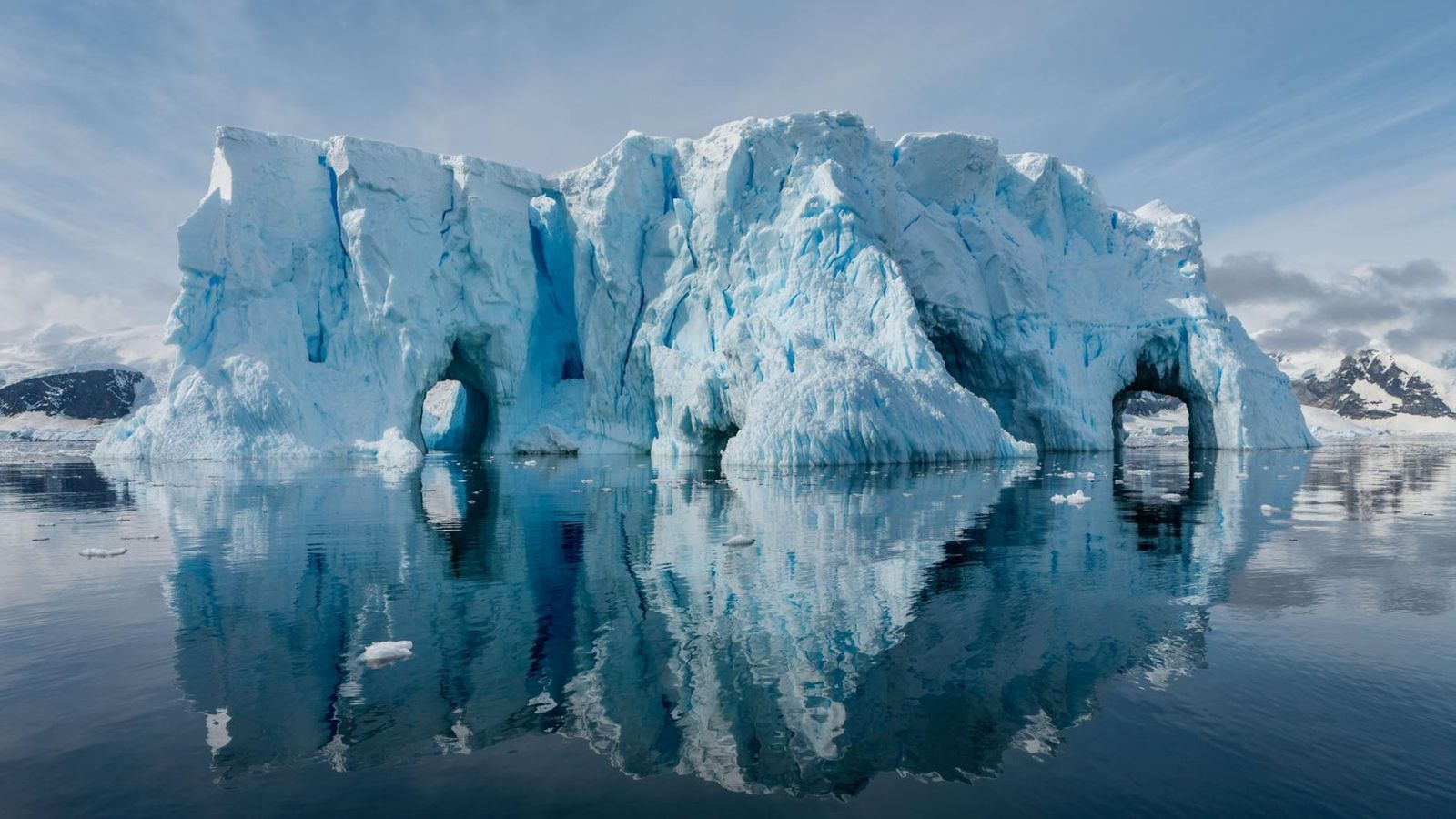 L'ouest de la péninsule Antarctique se réchauffe plus rapidement que le reste de la planète. 90 ...