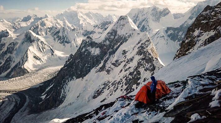 A Karakoram Panorama