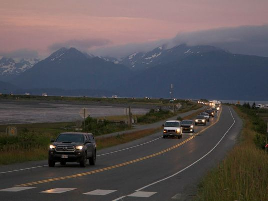 L'Alaska touché par un séisme de magnitude 8,2