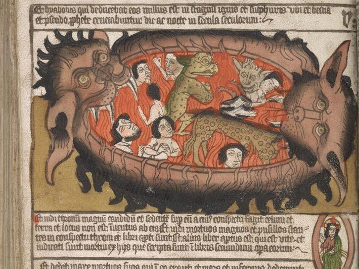 Contrairement au manuscrit de Huntington, de nombreuses œuvres publiées à peu près à la même époque, ...