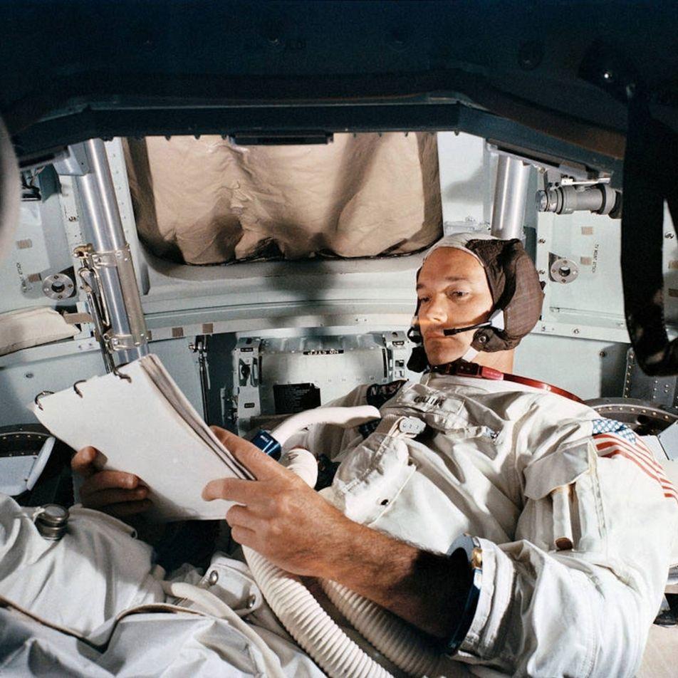 Michael Collins, astronaute et troisième homme d'Apollo 11, s'est éteint