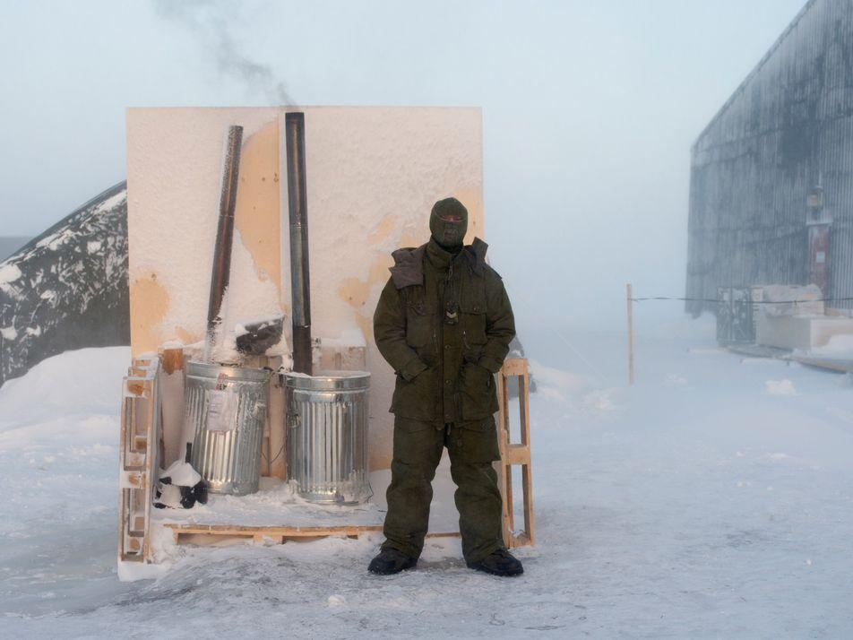 L'Arctique placé sous surveillance militaire